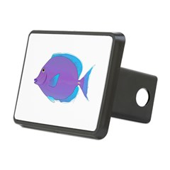 Blue tang Surgeonfish Hitch Cover
