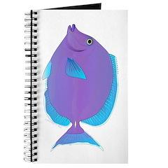 Blue tang Surgeonfish Journal
