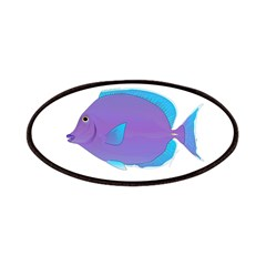 Blue tang Surgeonfish Patches
