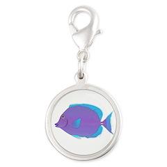 Blue tang Surgeonfish Charms