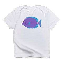 Blue Tang Surgeonfish c Infant T-Shirt