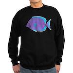 Blue Tang Surgeonfish c Sweatshirt