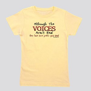 The Voices Girl's Tee