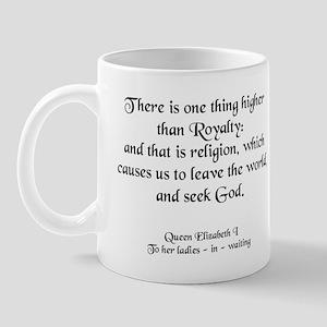 Quote 4 Mug