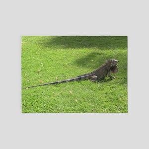 iguana 5'x7'Area Rug
