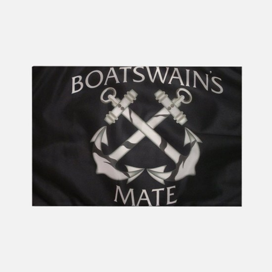 boatswains mate Rectangle Magnet