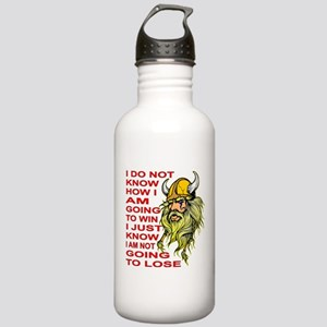I Am NOT Going To Lose Stainless Water Bottle 1.0L