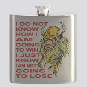 I Am NOT Going To Lose Flask