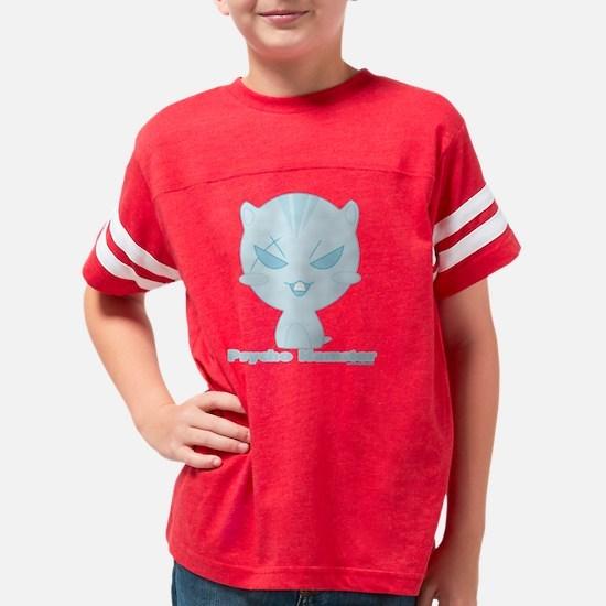 6x6_apparel_blue Youth Football Shirt