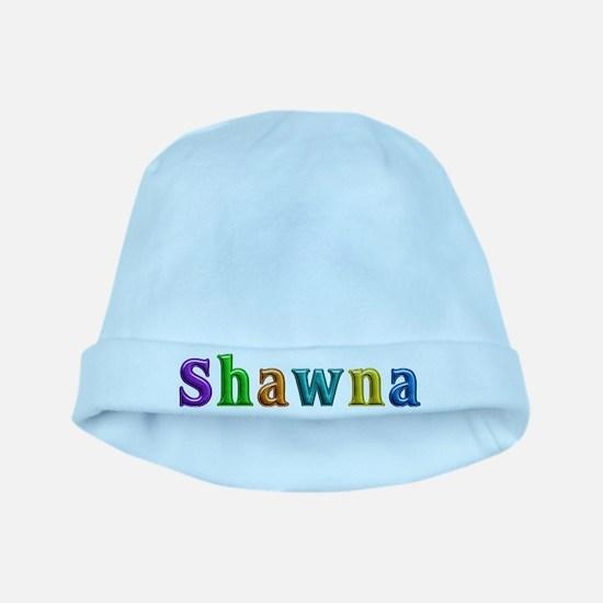 Shawna Shiny Colors baby hat
