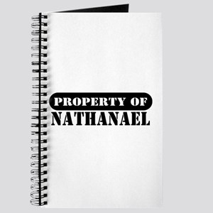Property of Nathanael Journal