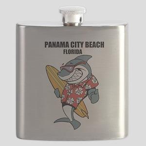 Panama City Beach, Florida Flask