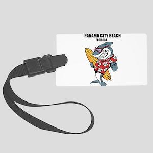 Panama City Beach, Florida Luggage Tag