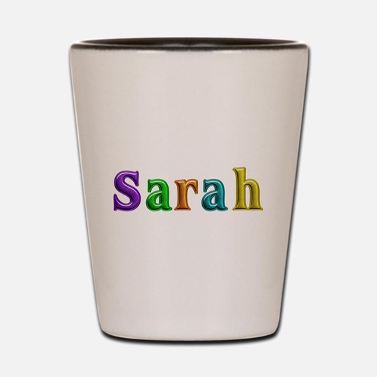 Sarah Shiny Colors Shot Glass