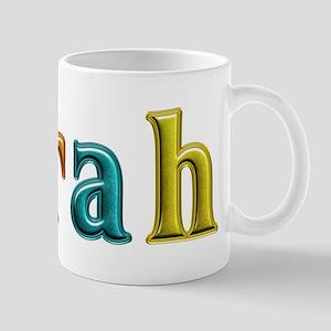 Sarah Shiny Colors Mugs