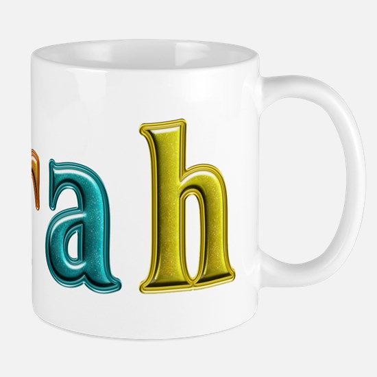 Sarah Shiny Colors Mugs