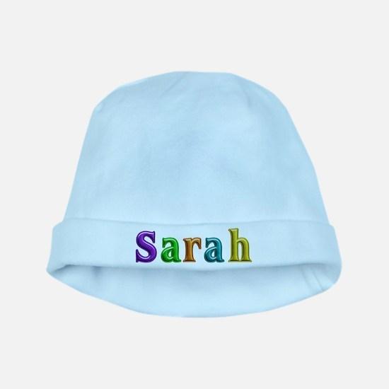 Sarah Shiny Colors baby hat