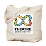 Theatre on the Spectrum Tote Bag