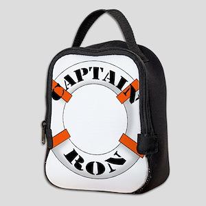 cap ron Neoprene Lunch Bag