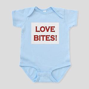 LOVE BITES Infant Bodysuit