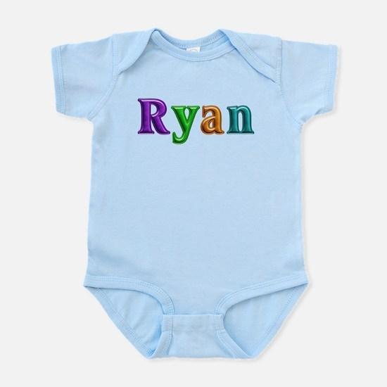 Ryan Shiny Colors Body Suit