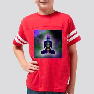 meditation4 Youth Football Shirt