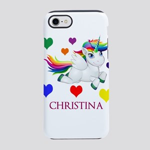 Unicorn Make Personalized iPhone 7 Tough Case
