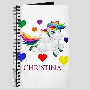 Unicorn Make Personalized Journal