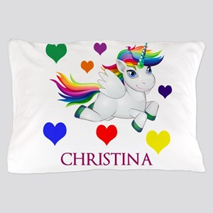 Unicorn Make Personalized Pillow Case