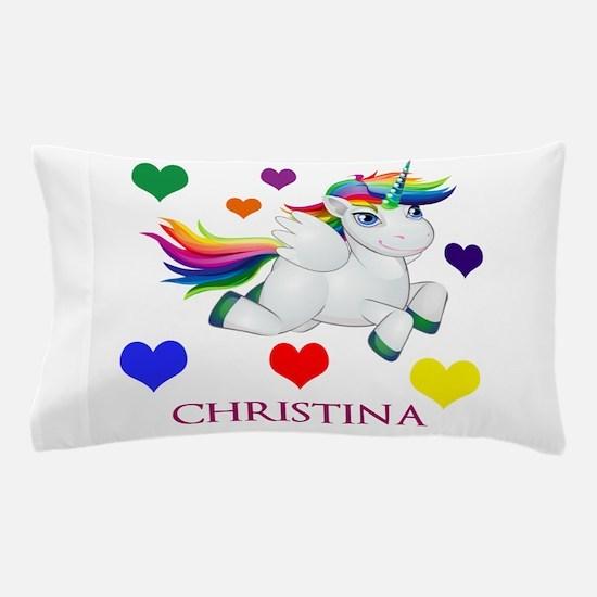Unicorn Make Personalized Pillow Case