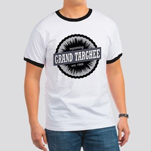 Grand Targhee Ski Resort Wyoming Black T-Shirt