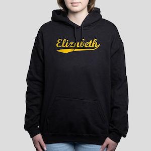 Vintage Elizabeth (Orange) Sweatshirt