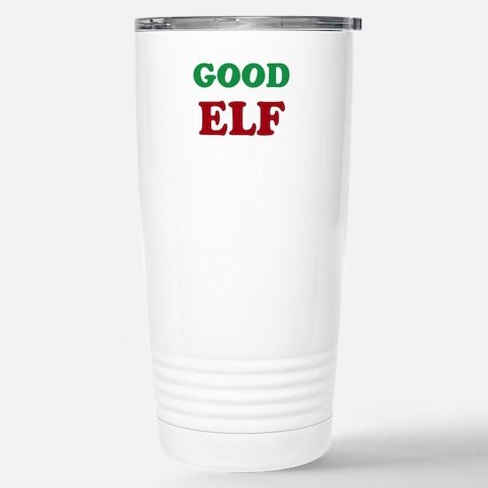 good elf, Stainless Steel Travel Mug