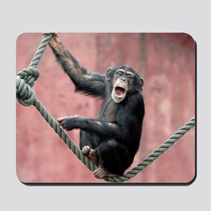 Chimpanzee001 Mousepad