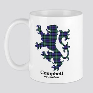 Lion - Campbell of Cawdor Mug