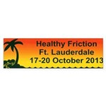 Healthy Friction Return to Ft. Lauderdale Bumper S