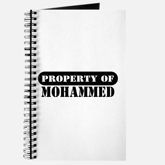 Property of Mohammed Journal
