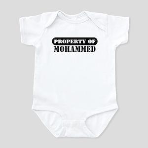 Property of Mohammed Infant Bodysuit