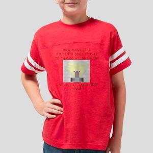 GRAD Youth Football Shirt