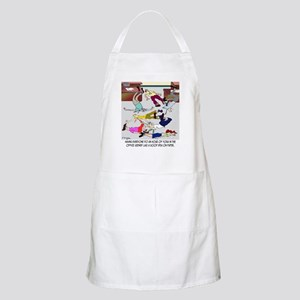 An Hour of Yoga Apron