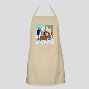 Office of Endless Reports Apron