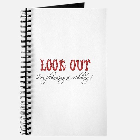 Unique Party planning Journal