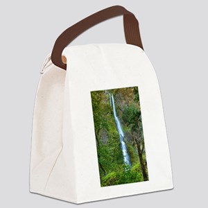 Starvation Creek Falls Canvas Lunch Bag