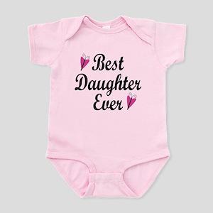 Best Daughter Ever Infant Bodysuit