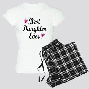 Best Daughter Ever Women's Light Pajamas