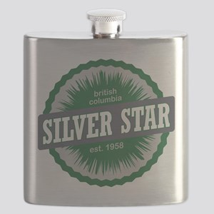 Silver Star Ski Resort British Columbia Green Flas