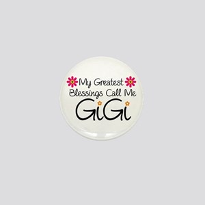 Blessings GiGi Mini Button