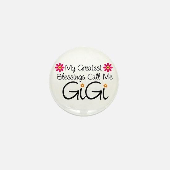 Blessings GiGi Mini Button