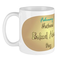 Mug: Baked Alaska Day