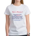 0203at_elizabethblackwellfirst T-Shirt